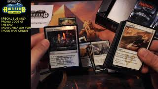Masters 25 Booster Box Opening PLUS 10% off Magic Card Singles Promo Code