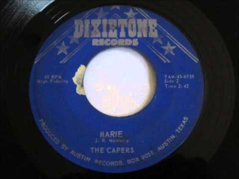 The Capers - Marie - Texas Garage Surf Ballad