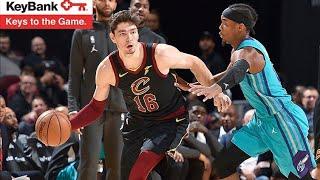 Charlotte Hornets Vs Cleveland Cavaliers - Full Game Highlights