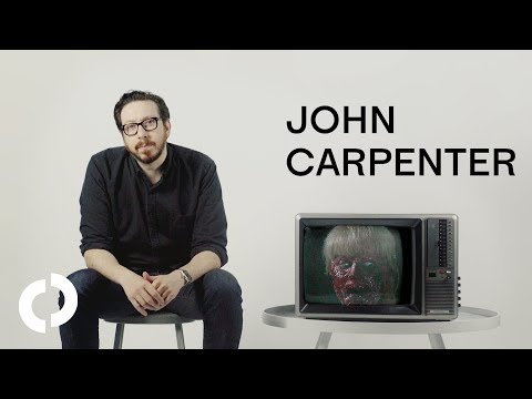JOHN CARPENTER is extremely my shit