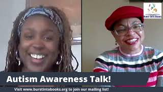 """Autism Awareness Talk!"" with Sheletta Brundidge 4.17.20"