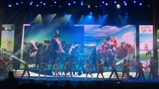 Vươn cao Việt Nam - kỷ niệm 40 năm thành lập Vinamilk