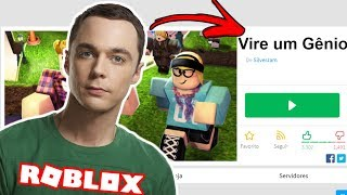 PLAY THIS MAP OF ROBLOX AND YOU WON'T NEED TO STUDY