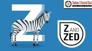 "Why Do Some English Speaking Countries Pronounce Z as ""Zed"" and Others as ""Zee""?"