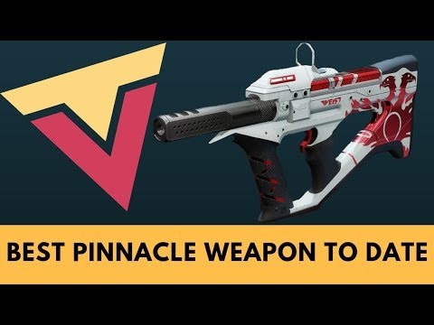 Why Recluse Is The Best Pinnacle Weapon To Date