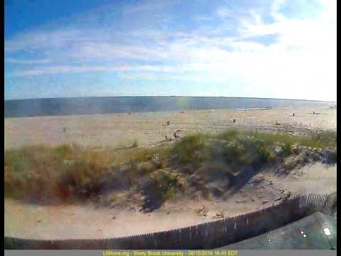 LIShore Point Lookout Webcam G view September 15, 2016