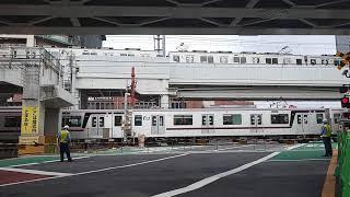 東武70090系 941T「普通 中目黒」ロングシート仕様(無料で乗車可能‼️)