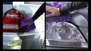 Araç Hızlı Cilalama Video
