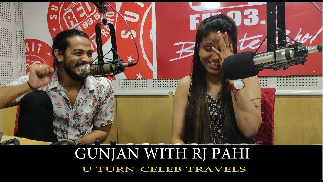 Download CELEB TRAVELS   GUNJAN   RJ Pahi