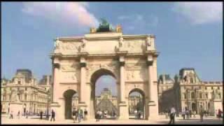 Франция. Париж. Лувр.(http://www.town-explorer.ru/paris/ - достопримечательности Парижа на карте, фото и видео., 2011-10-08T18:25:28.000Z)