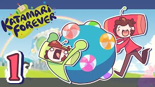 Katamari Forever / GET THE EGG! / Part 1 / Jaltoid Games