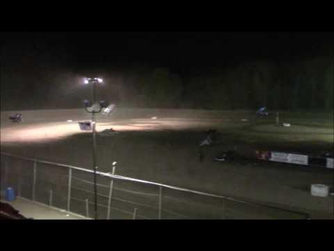 Butler Motor Speedway Sprint Feature 5/13/2017
