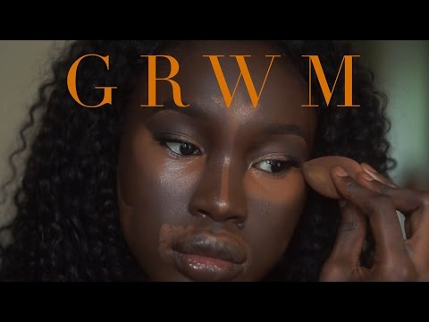 My Blackness // A Get Ready With Me