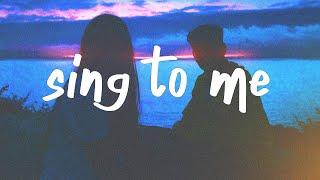 MISSIO - Sing To Me (Lyric Video)