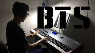 BTS - Blood, Sweat & Tears piano cover by Elijah Lee