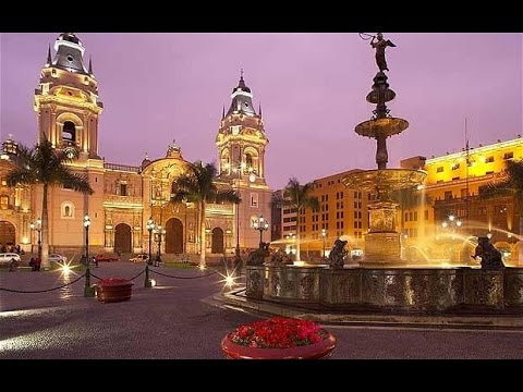 THINGS TO DO IN LIMA PERU 2017!!! ✔🏆