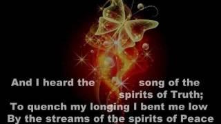 Song OF A Dream -- By Sarojini  Naidu