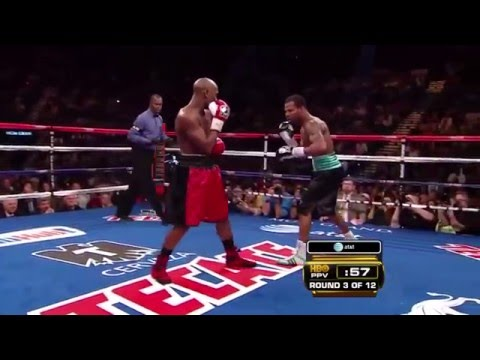 Floyd Mayweather Jr. Style Full Breakdown Part 1: Stance and Movement