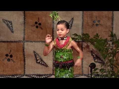 'Ilaisaane 'Ahoafi - Beautiful Tonga Heilala Festival - Junior Tau'olunga