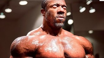 BACK IN THE GAME - Shawn Rhoden - MR.OLYMPIA 2020