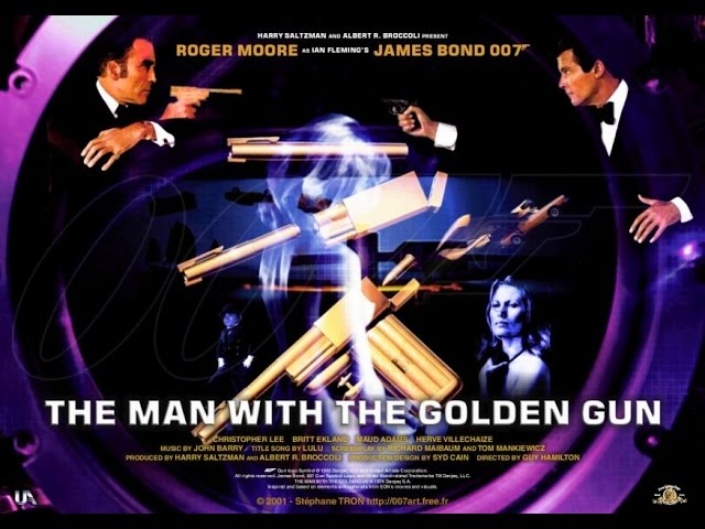 The Man With The Golden Gun (1975) Trailer