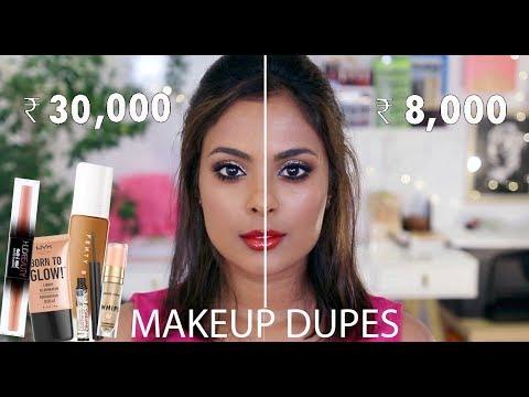 $$$ LUXURY VS. AFFORDABLE : Makeup DUPES & Comparison