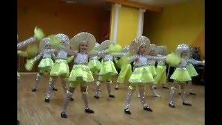 Детский танец Грибочки
