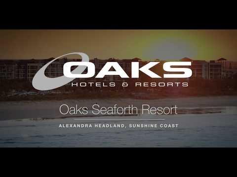 Oaks Seaforth Resort, Alexandra Headland, Sunshine Coast Australia