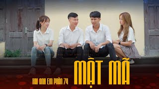 MẬT MÃ | Hai Anh Em Phần 74 | Phim Hài Mới Nhất 2020 | Phim Ngắn Hài Hước Gãy TV