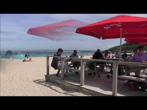ST IVES TRAIN JOURNEY AND BEACH 22 MAY 2017