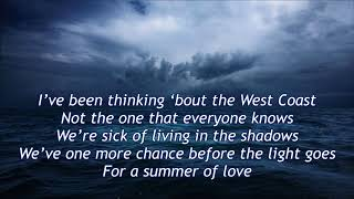U2 - Summer Of Love (Lyric Video)