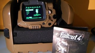 Fallout 4 PipBoy Edition Unboxing