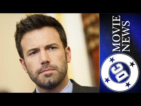Affleck Exec Producing Justice League, Booster Gold Movie?! & More - DC Movie News