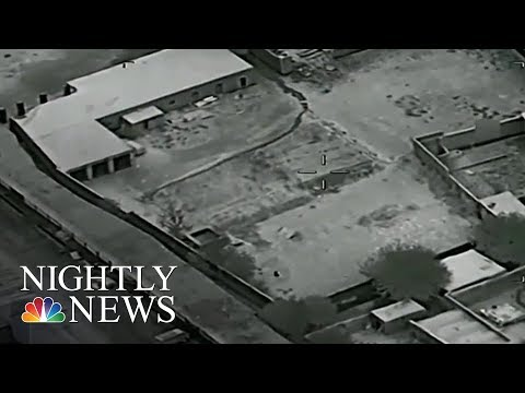 U.S. Airstrikes Target Drug Labs In Afghanistan | NBC Nightly News