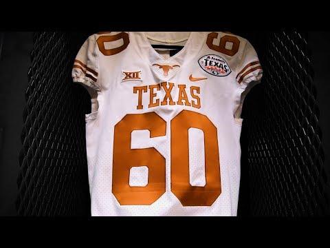 Tommy Nobis Tribute at Texas Bowl [Dec. 27, 2017]