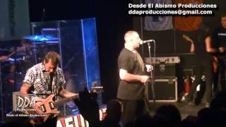 Almafuerte - GAP, Mar del Plata 31/01/2015 (Full Show)