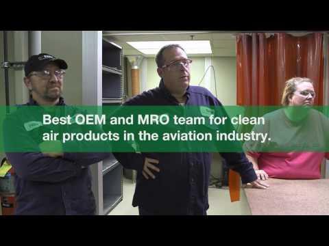 BASF Aircraft Cabin Clean Air Solutions – MRO Services