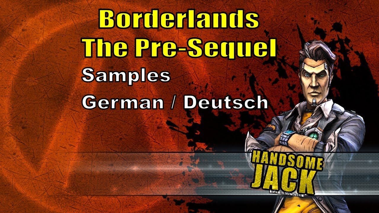 The Borderlands Stream Deutsch