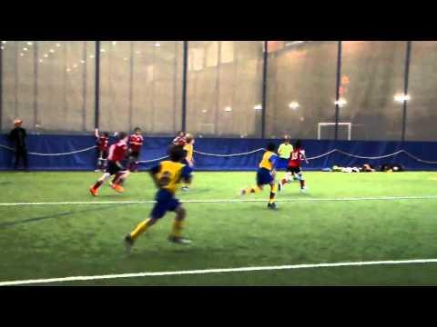 FC Westchester vs Stamford Hurricanes first half part one
