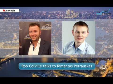 The Lazy Trader Talks to Rimantas Petrauskas