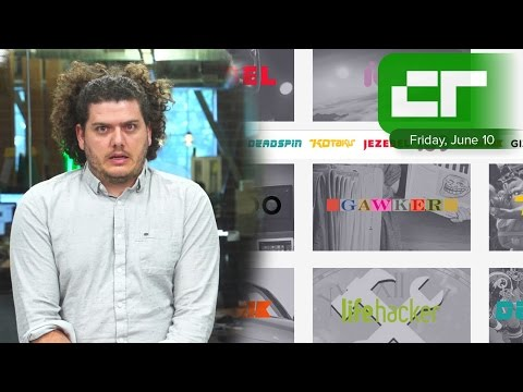 Gawker Files For Bankruptcy | Crunch Report