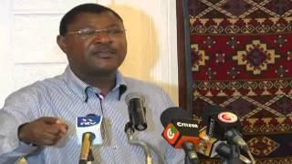 Senators Retreat in Mombasa