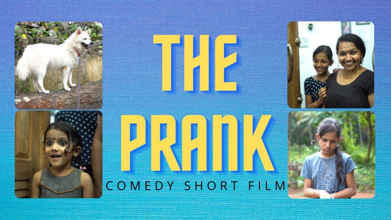 ദി പ്രാങ്ക് | The Prank | Comedy Short Film | Puppy's Short Film | Devu, Diya & Nikki