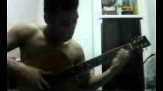 Sunflower, những ngày đầu tiên tập guitar