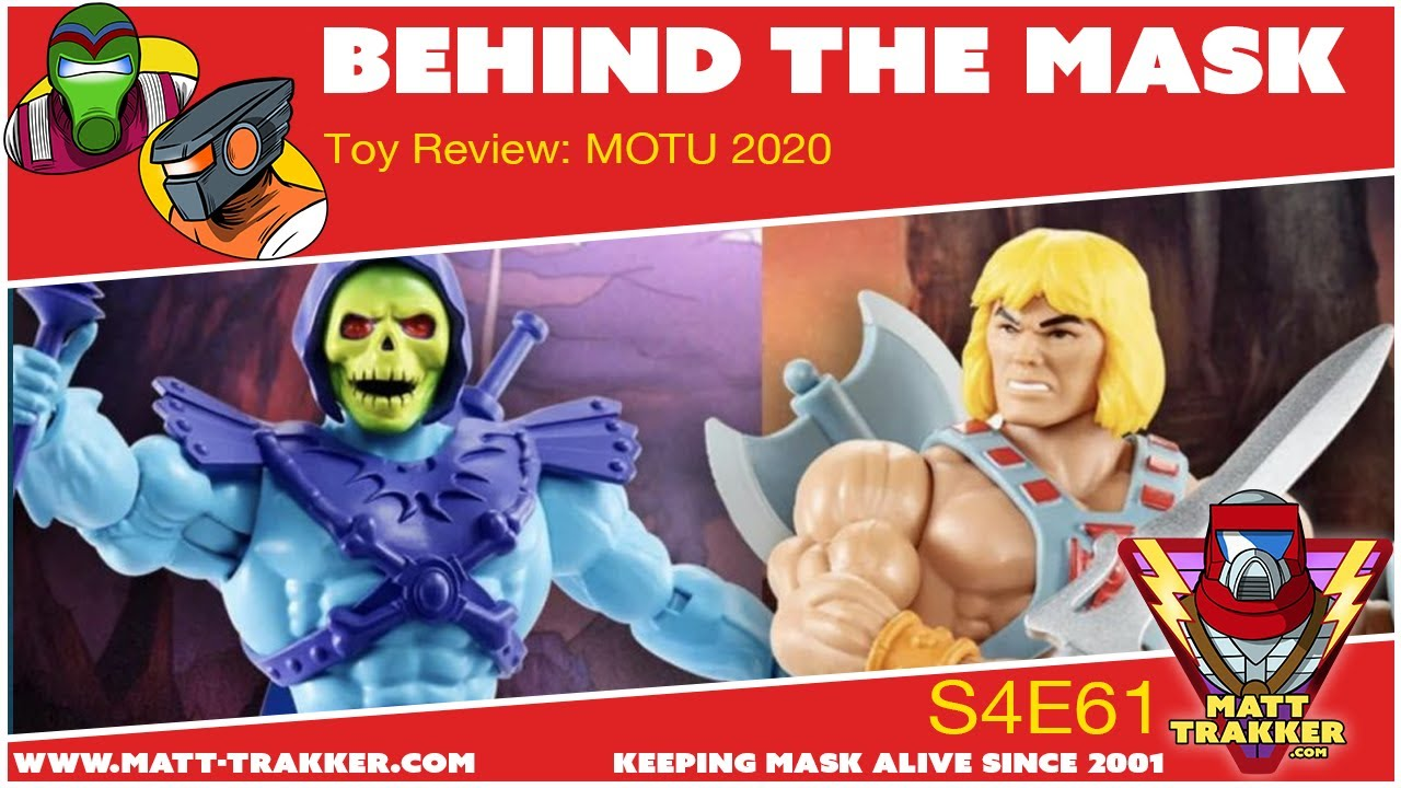 Toy Review: MOTU 2020
