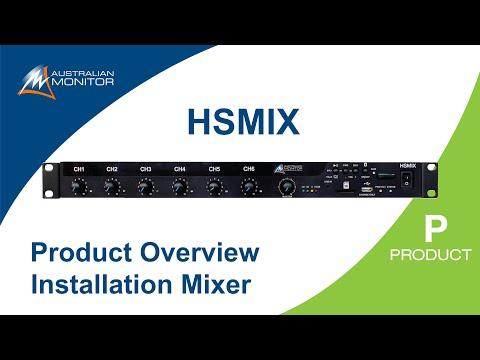 HSMIX – Australian Monitor