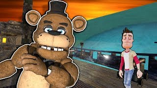 We Became Pirates and Had to Survive a Tsunami in Gmod! - Garry's Mod Multiplayer Ship Survival