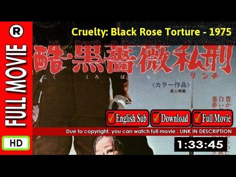 Watch Online : Zankoku: Kurobara rinchi 1975