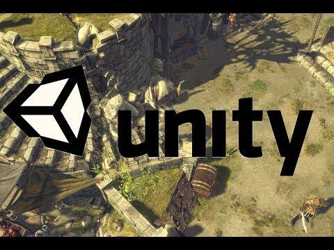 Unity 3d : Как легко создать РПГ (RPG) - Часть 1