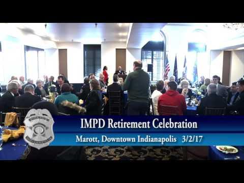 2016 IMPD Retirement Celebration